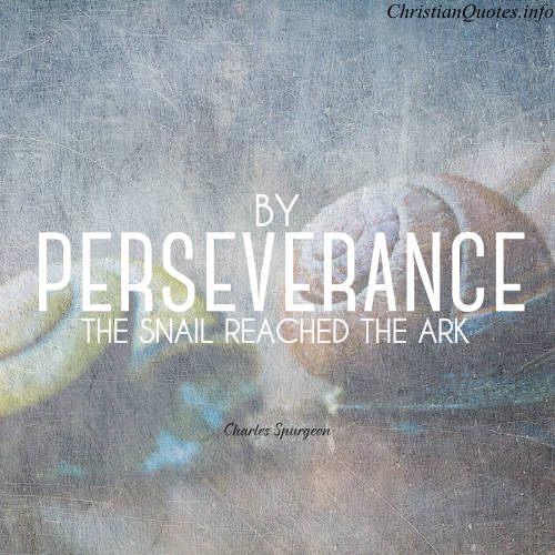christian quotes about perseverance quotesgram