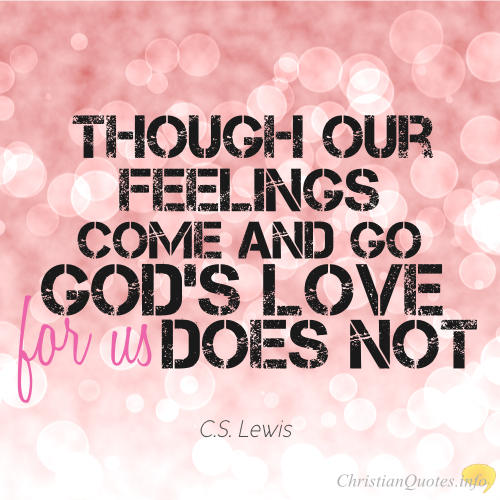 christian love either towards god or to by c s lewis