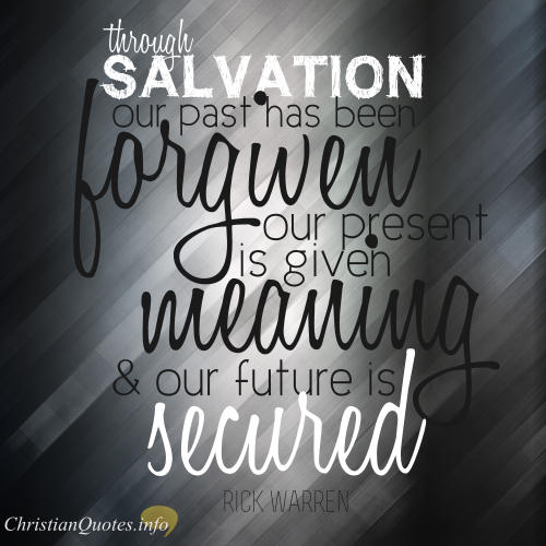Max Lucado Quotes On Salvation
