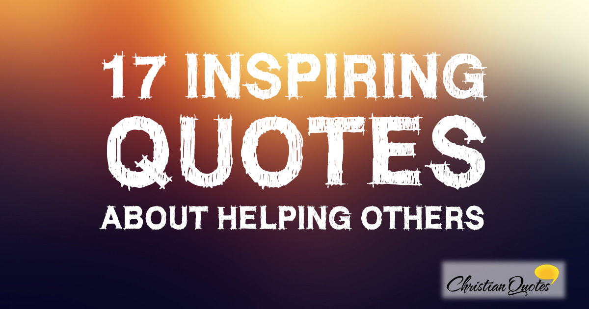 christian quotes about serving others quotesgram
