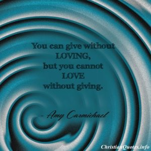 Amy Carmichael Christian Quote Giving2 300x300