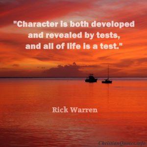 112 Rick Warren Quotes