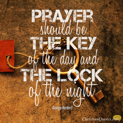 a man that prays quotes